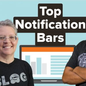 8 Best WordPress Notification Bar Plugins Compared