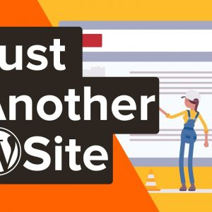"How to Change the ""Just Another WordPress Site"" Text Easy Way"