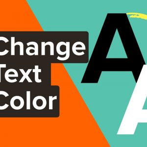 How to Change the Text Color in WordPress 3 Easy Methods