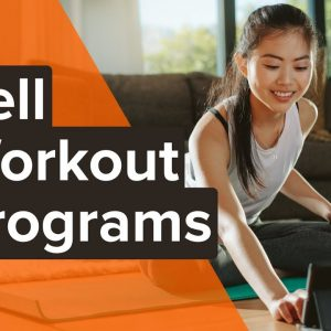 How to Sell Workout Programs Online