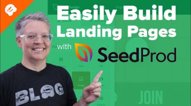[NEW FEATURES] SeedProd Landing Page Builder + New Templates and More!