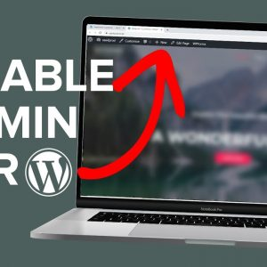 How to Disable WordPress Admin Bar for All Users Except Administrators