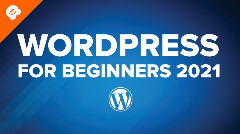WordPress Tutorial [UPDATED] - How to Make a WordPress Website for Beginners