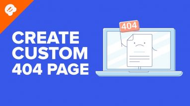 How to Create a 404 Page Template in WordPress (Step by Step)