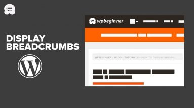 How to Display Breadcrumb Navigation Links in WordPress